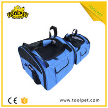 Wholesale Outdoor pet car box dog crates cages for boots