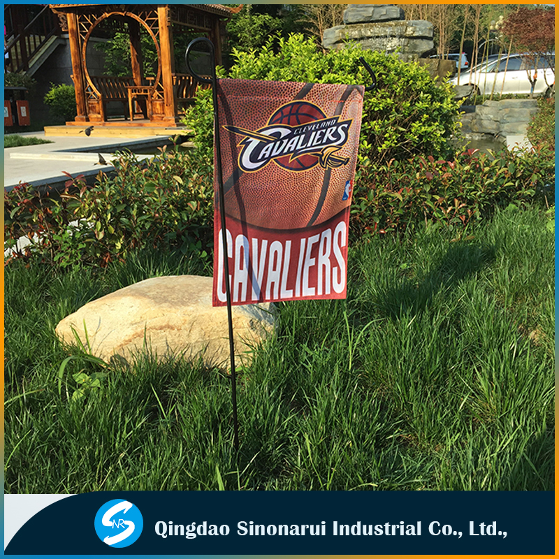 ISO Quality Ensure Original Price Wholesale Outdoor Yard Garden Flags