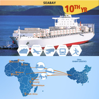 cheap ocean freight forward from guangzhou to south africa