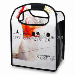 Cheap new products die cut non-woven bag