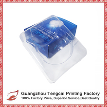 Customized transparent pvc blister tray