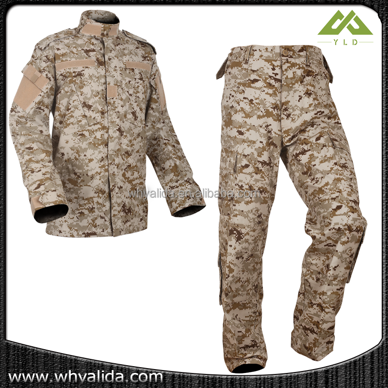 Saudi Arabia Digital Desert Army Military Combat army clothing