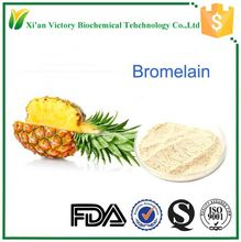 pineapple extract powder from stem bromelin/bromelain
