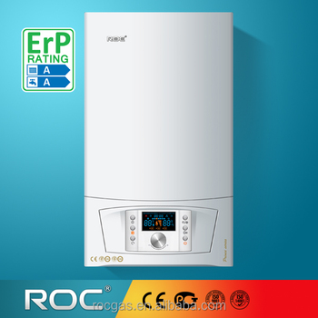Full condensing gas boiler(wall mounted gas boiler with CE), 21 ...