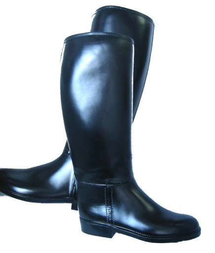 good quality pvc sex ladies horse riding boots