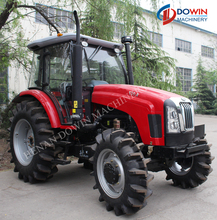 New equipmnet agricultural lawn tractor mini front end loader