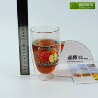 Macho man glass cup beautiful women glass cup150ml