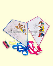 nylon diamond kites