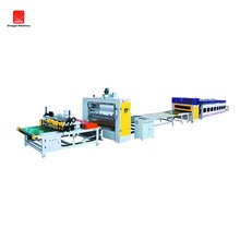 PUR Hot-melt Glue Honeycomb Laminating Machine For Various Substrate