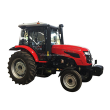 china Lutong cheap 4WD 40hp backhoe for mini Farm hand Tractor LYH400