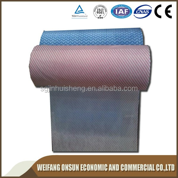 Wholesale 100% Virgin Polyester Fiber Insulation Wadding Leather Pre Quilted Fabric for Down Coat