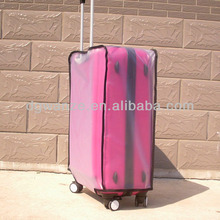 Custom Cover Luggage,PVC Plastic Luggage Covers,Protective Cover Luggage Suitcase