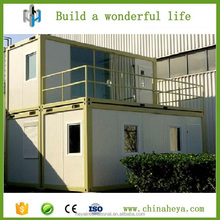 Galvanized steel earthquakeproof prefab home for jordan