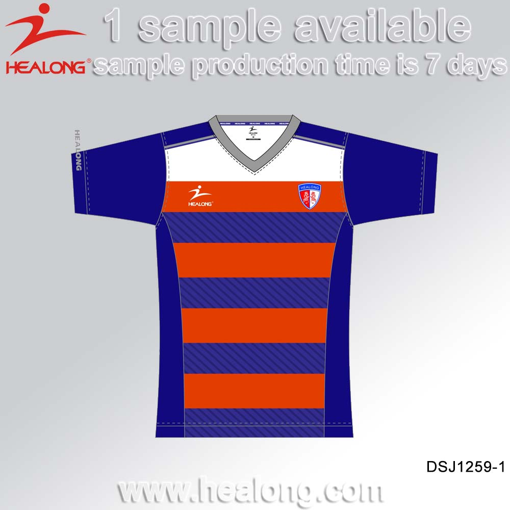 Customized Soccer Jerseys Sport Uniforms Wear