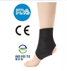 China Supplier Neoprene Waterproof Tourmaline Magnetic Ankle Support Elastic Ankle Support Ankle Belt Straps FDA/CE Approvals