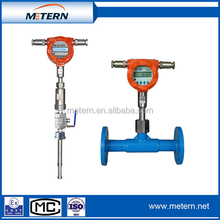 Hot sales in line air flow meter thermal mass flow meter
