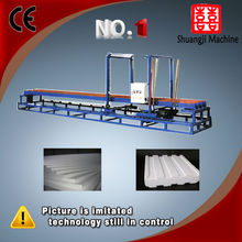 plastic sheet extrusion machinery