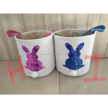 Latest Custom Personalized Rabbit Easter Buckets