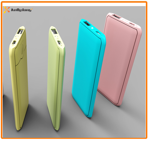 ABS Plastic 4000mAh Multifunctional Power Bank with Flashlight CE RoHs products