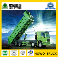 2015 New 60 tons 6x4 sino dump truck for sale