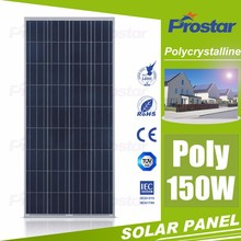 High Efficiency 150w Solar Panel,PV Solar Panel 150w