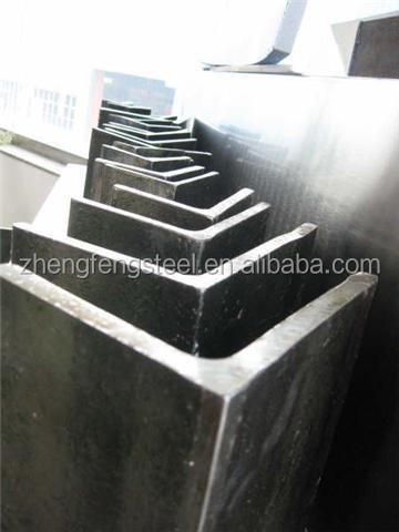 China high quality EN10025 S275 JR / EN10025 S355 JR steel angle iron