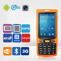 Jepower HT380A Top Quality Android Portable Data Terminal support Barcode NFC RFID