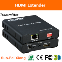 1080P 120m HDMI Matrix Extender over TCP/IP Support multipoint to multipoint with IR control