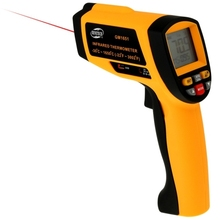 GM1651 USB Digital Display Temperature Gun Handheld Infrared IR Thermometer