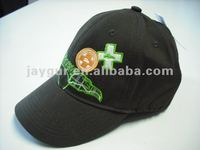 Boys 100% cotton sports fitted baseball cap