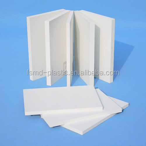 High quality PVC flexible expanded sheet PVC foam board for furniture