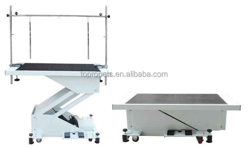 electric pet dog grooming table