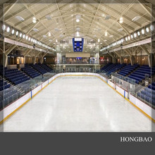 PE 500 synthetic ice , hockey plastic sheet, skating board price
