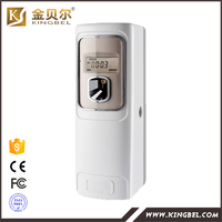 2016 New automatic LCD perfume aerosol dispenser for sale