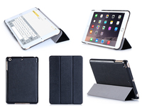 Wholesale Cheaper Ultra Thin Full Protector PU Material Tablet Case For Ipad Mini 3
