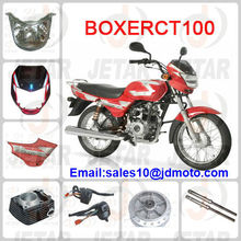 super quality motorcycle parts for BAJAJ BOXER CT100