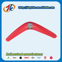 Wholesale Sport Flying Disc Plastic Boomerang