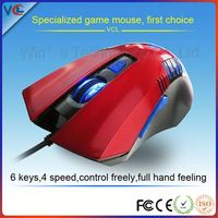 wired optical usb accessory gift China wholesale raser optical cheap tablet pc game mouse IN STOCK!