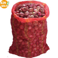 Wholesale Custom Potato and Onion Plastic PP Woven Leno Mesh Net Bag