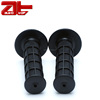 "Factory Price Motorcycle Rubber Handle Grip, 7/8"" Scooter Dirtbike Handlebar Grips"