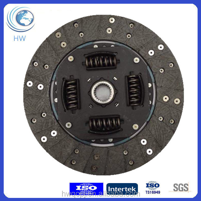 On sale truck parts 250mm clutch disc for JMC