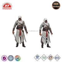 religious Assassin's Creed plastic life size anime figure