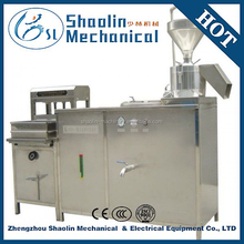automatic stainless steel soy milk production machine with low noise, no pollution