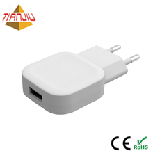 5 V 2.4A USB power adapter dc carregador de parede