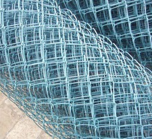 cheap galvanized chain link fence panels