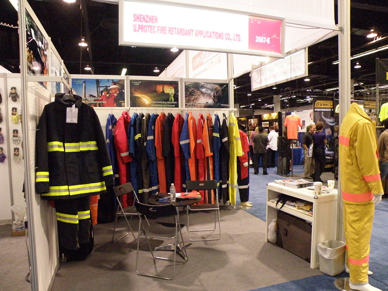 Top Quality NFPA1971 Structural Firefighting Suit / Firefighting Suit Manufacturer
