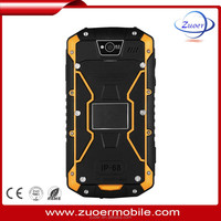 Bluetooth 2.1 rugged android smart phone , Waterproof, Shockproof, Dust-proof android smartphone