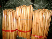 Natural Wood Pole for Broom