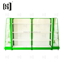 Wholesale metal supermarket shelves display racks for shops