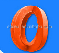 Cheap OEM epdm rubber seal molded parts black medical silicone gasket